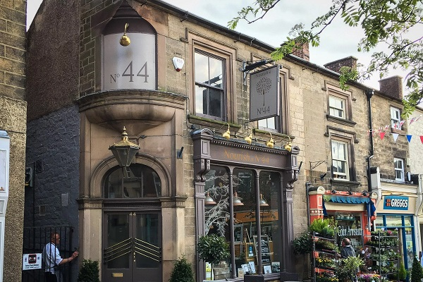 Nourish at No.44, King Street, Belper