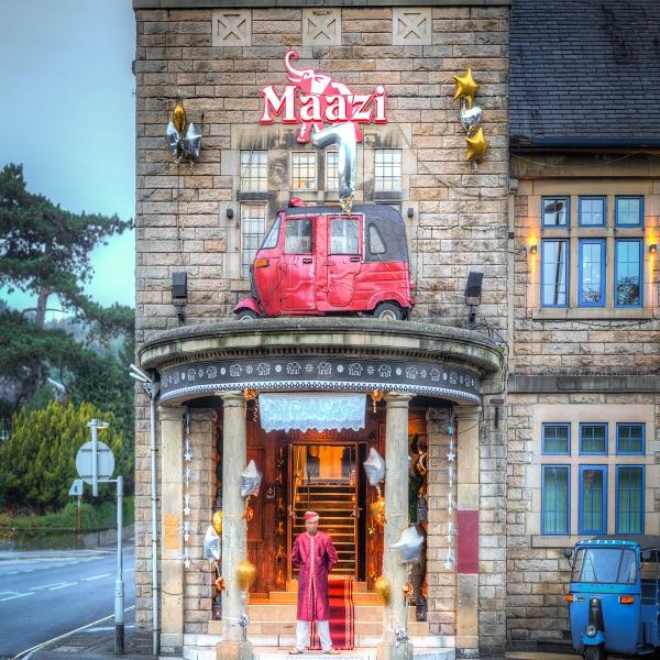 Maazi Matlock, Causeway Lane, Matlock