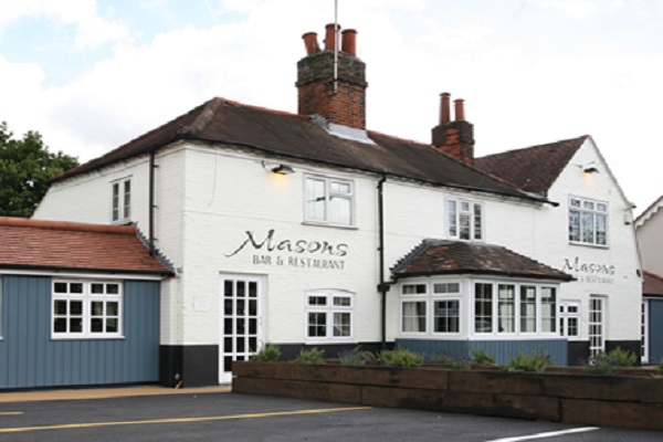 Masons Restaurant, Ingrave Road, Brentwood