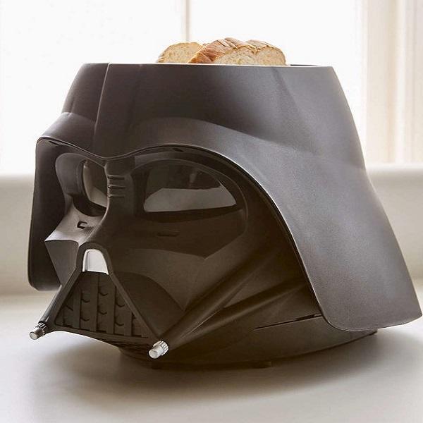 Official Darth Vader 2 Slice Toaster