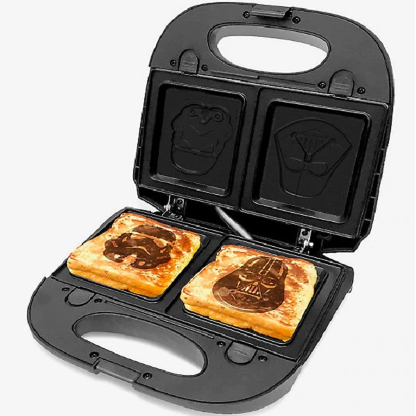 Official Darth Vader & Stormtrooper Panini Press