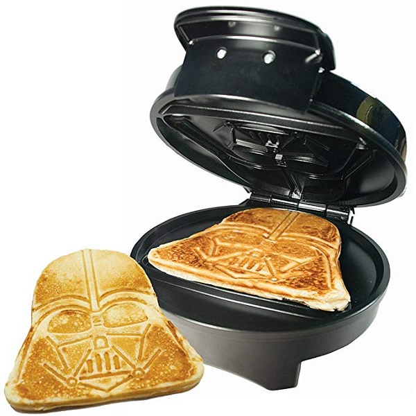 Official Darth Vader Waffle Maker