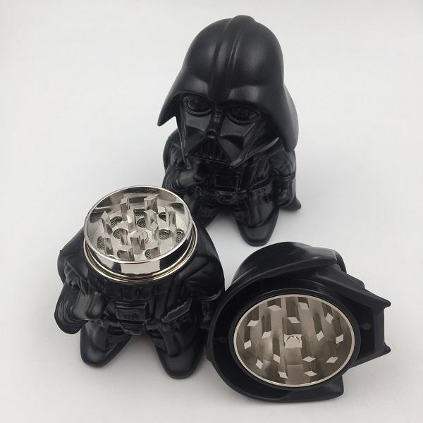 Official Darth Vader Metal Herb Grinder
