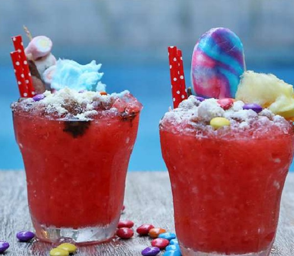 Easter Ice Scramble