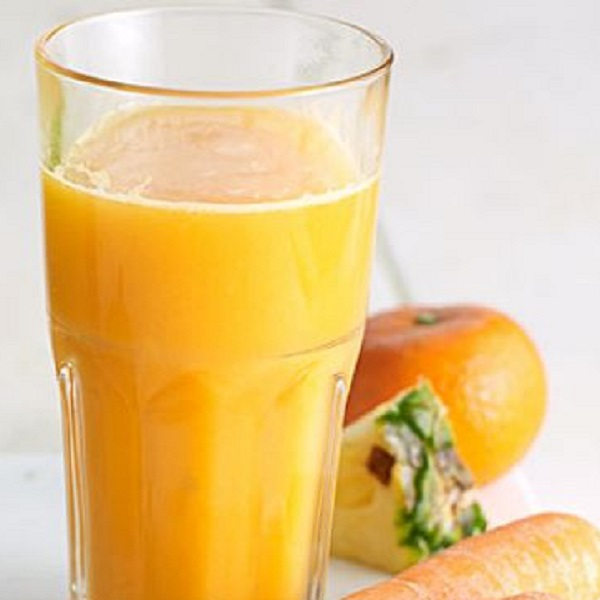 Carrot, Clementine & Pineapple Juice