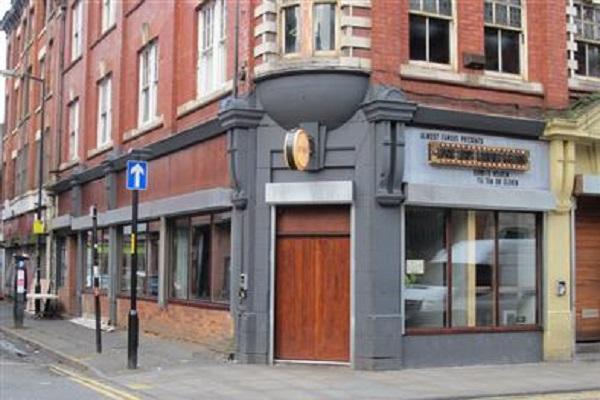 Luck Lust Liquor and Burn, High Street, Manchester