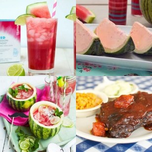 Ten Foods and Drinks You Can Make With a Watermelon