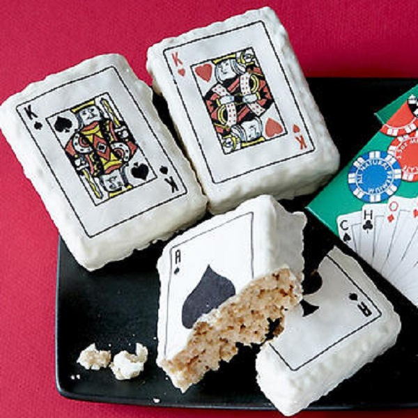 Rice Krispie Square Deck Cards