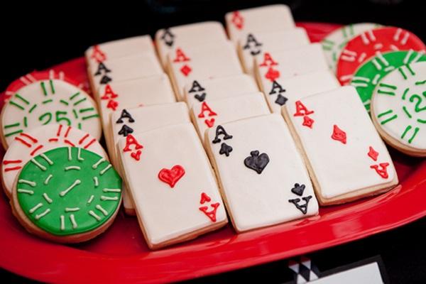 Casino Cookies