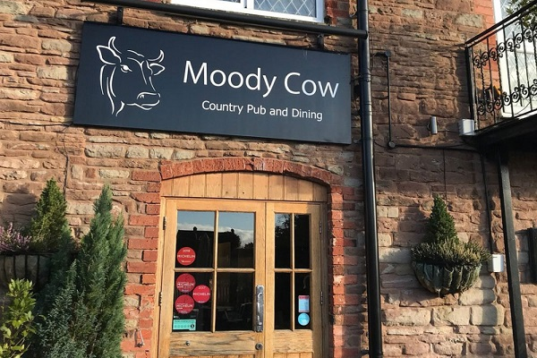 The Moody Cow, Upton Bishop, Ross-on-Wye