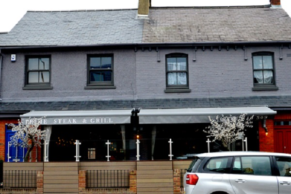 Prime Steak & Grill, London Road, St Albans