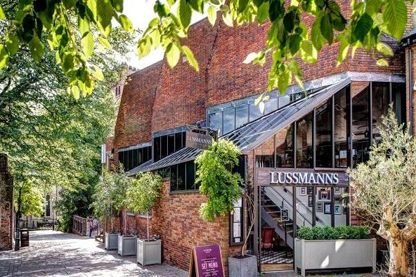 Lussmanns, Herts, St Albans