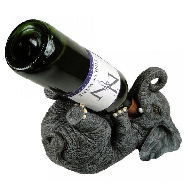 Elephant Wine Bottle Holder