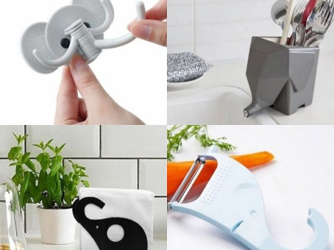 Ten Elephant Kitchen Gadgets for Those Who Love the Animal