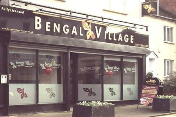 Bengal Village Restaurant, Fleetgate, Barton-upon-Humber