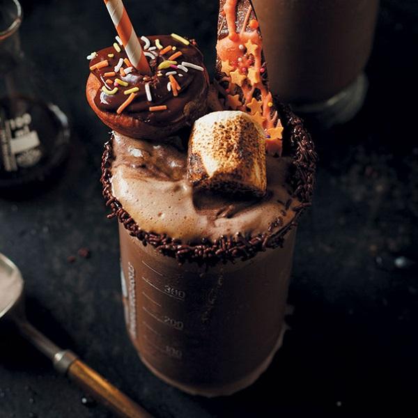 Death by Chocolate Milkshake