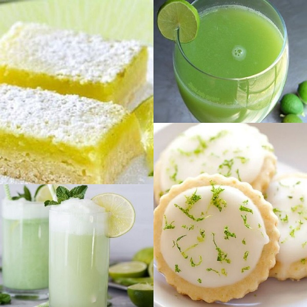 Ten Foods and Drinks You Can Make With a Limes
