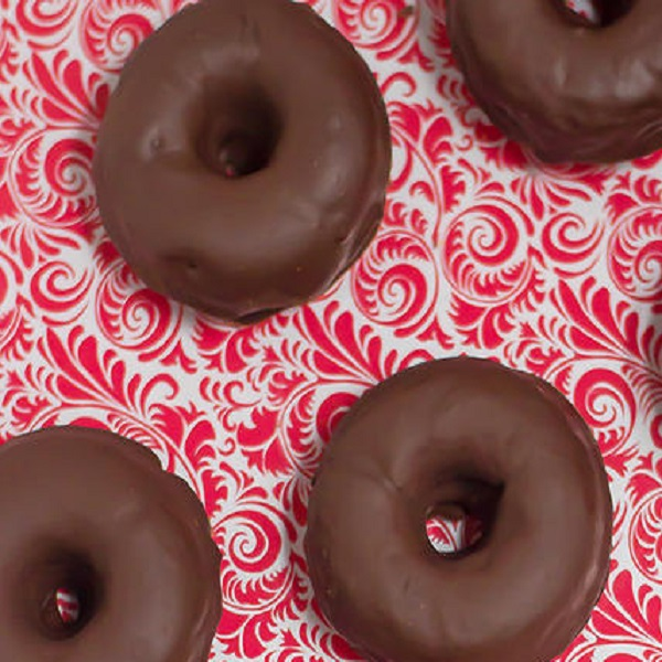 How to Make a Chocolate Covered Ring Doughnut