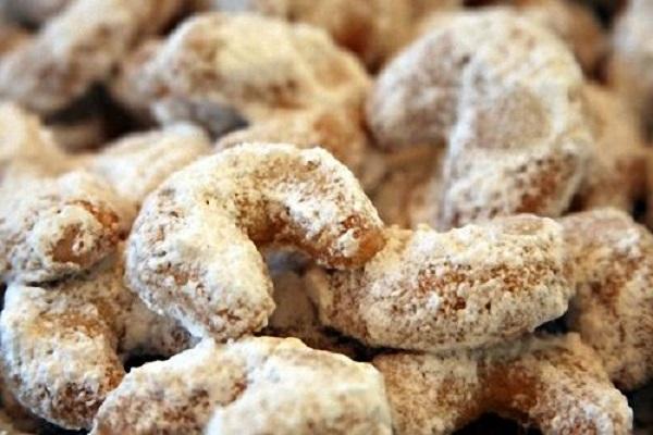 Traditional German Cookies