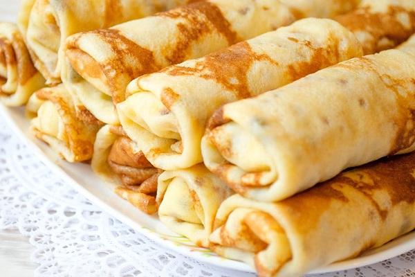 Nalistniki Sweet Pancakes