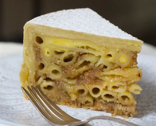 Croatian Stonska Torta (Sweet Pasta Cake)