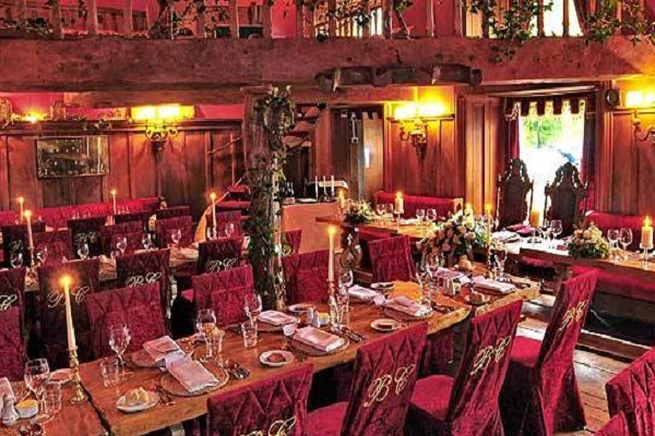 Belleek Castle - Restaurant in Ireland