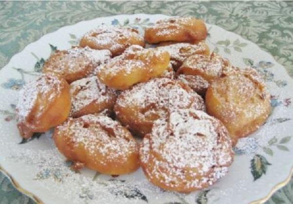 Traditional Armenian Bishi (Doughnuts)