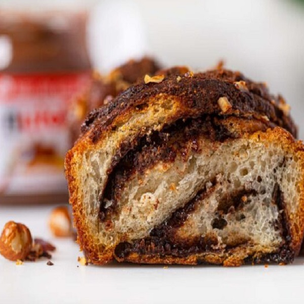 Nutella Dessert Bread