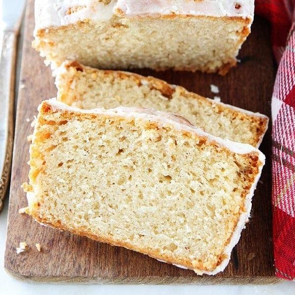 Eggnog Dessert Bread