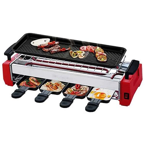 Teppanyaki Table Raclette Grill
