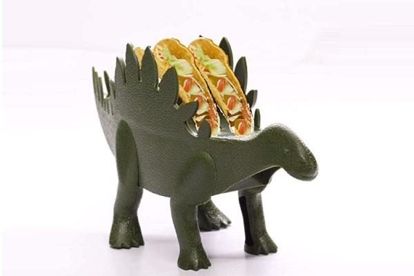 Kid at Heart Stegosaurus Taco Holder