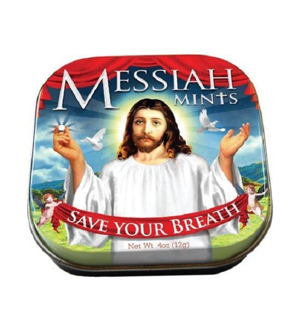 Jesus Messiah Mints