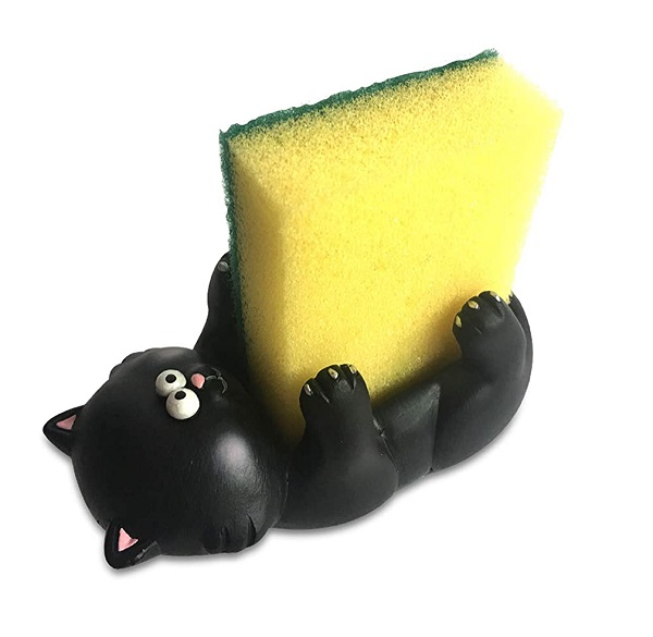 Paolo Chiari Cat Sponge Holder