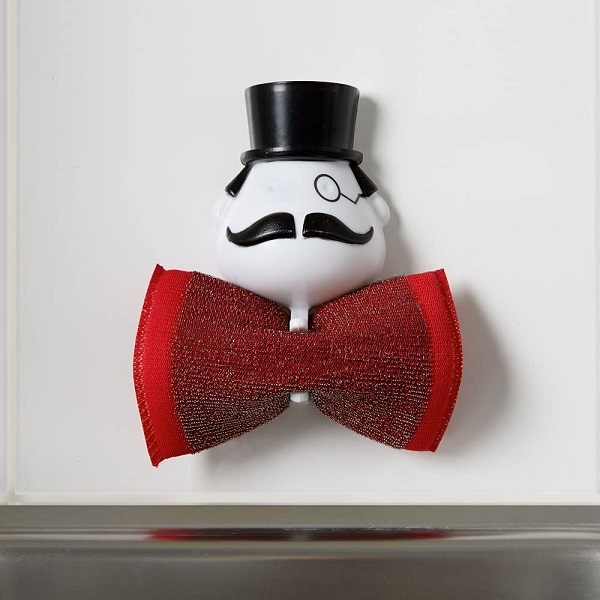 Mr Monopoly Novelty Sponge Holder by Betterware