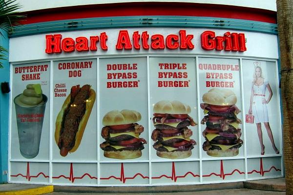 Heart Attack Grill -- Las Vegas, USA