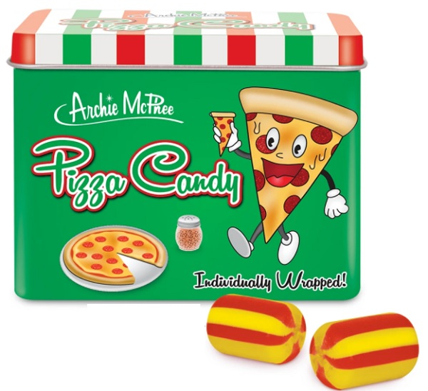 Pizza Flavour Candy by Archie McPhee