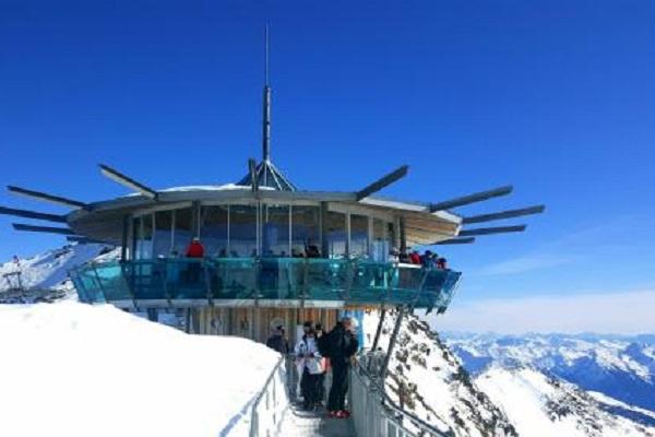 Mountain Star im Otztal, Hochgurgl, Austria