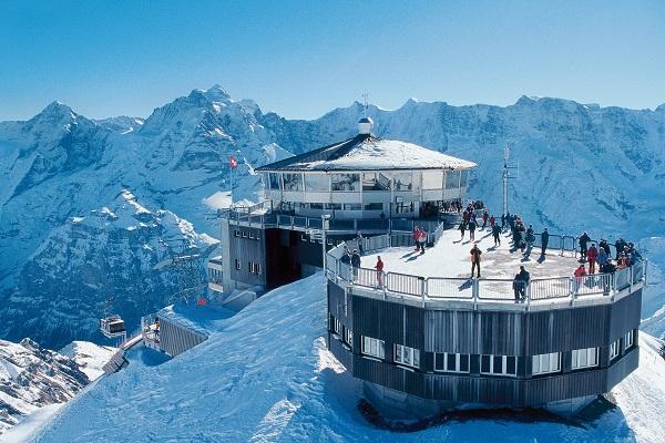 Jungfraujoch, Jungfrau Region, Switzerland