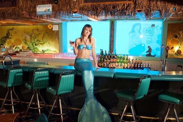 Mermaid Restaurant & Lounge, Las Vegas, USA