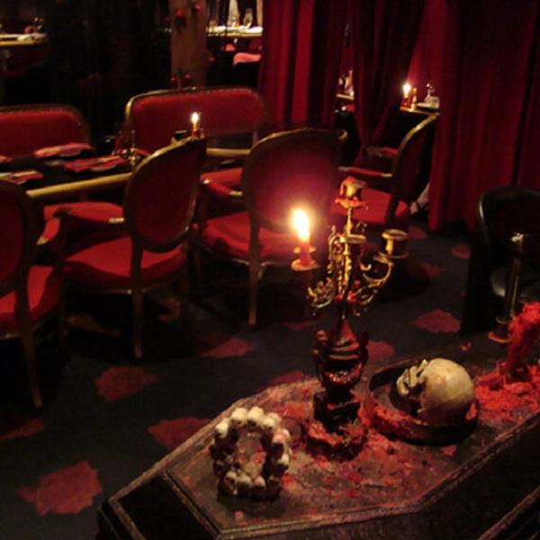 Vampire Cafe, Tokyo