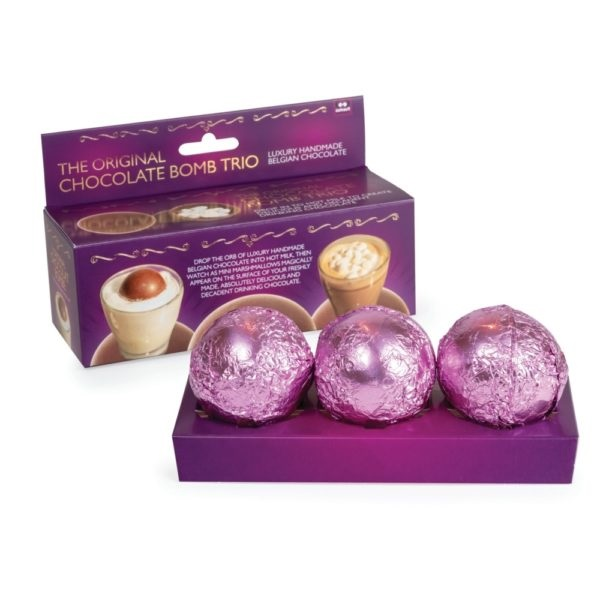 Hot Chocolate Bombs (3 Pack)