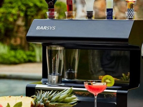 Ten Homemade Drinks Machines That Will Quench Your Thirst