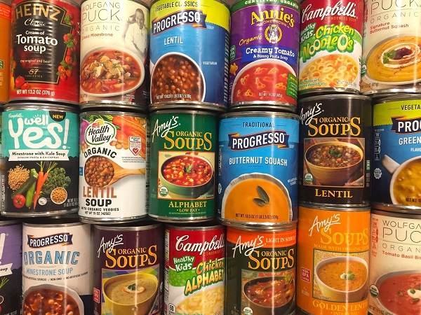 Is Canned Soup Bad For You?