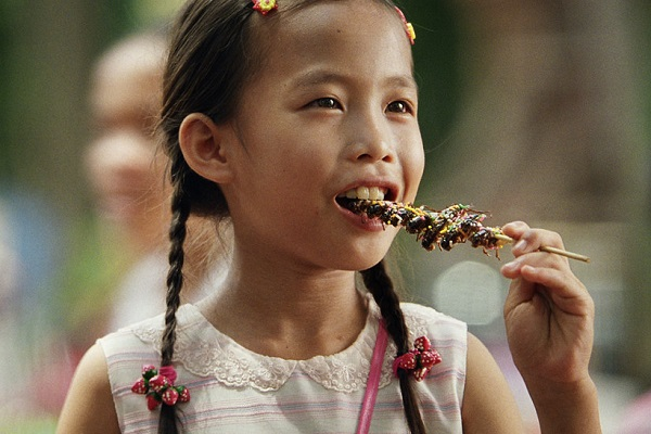 Ten of The Most Common Insect Eating Countries In The World