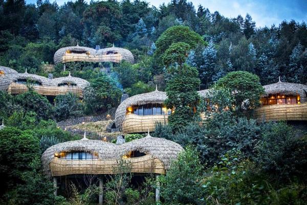The Bisate Lodge: Volcanoes National Park, Rwanda