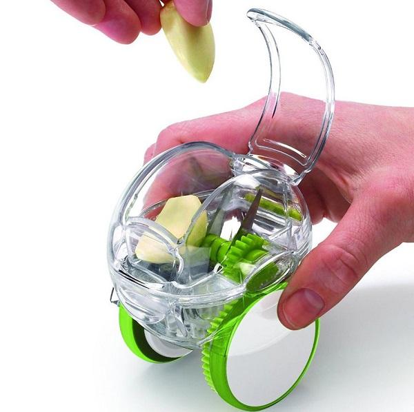 Mini Garlic Roller Chopper