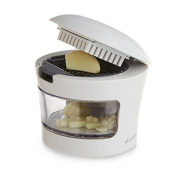 Lakeland Slice & Dice Garlic Container