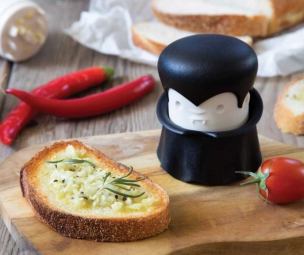 Ten of the Craziest Garlic Presses and Crushers Money Can Buy