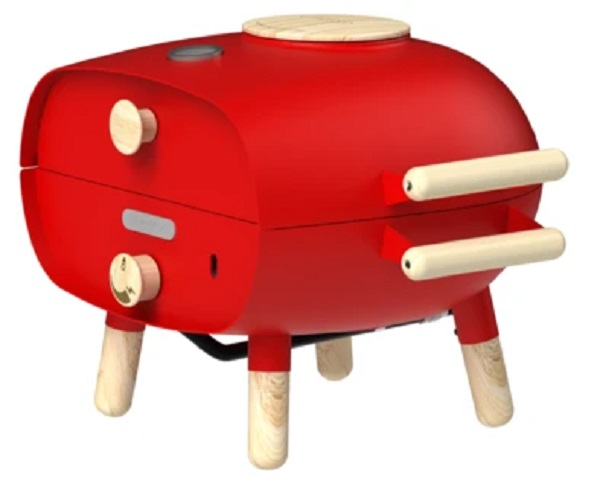 The Firepod Mk3 Gas Powered Pizza Oven