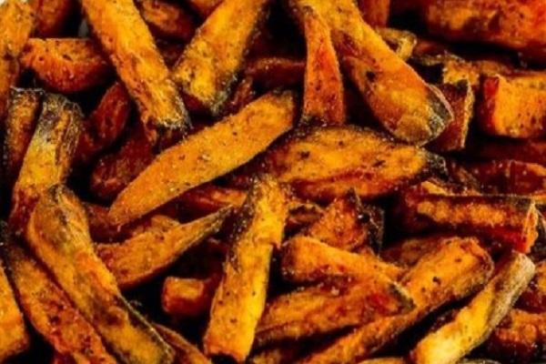 Sweet Potato 14,187 IU Per 100 Grams
